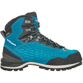 Lowa Cadin GTX Mid Boots Men turquoise/ice blue